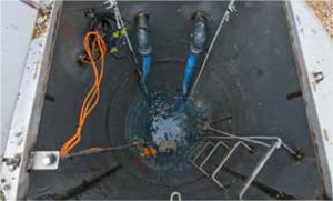 Relevage d'eaux usées (48) 80m3/heure