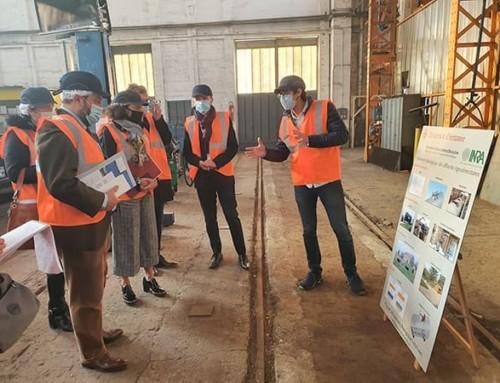 Ateliers d'Occitanie soutenu par le plan «France Relance»